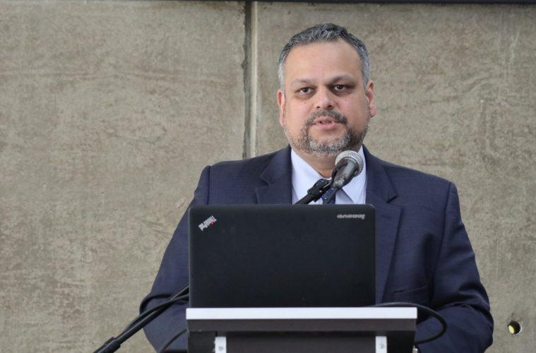 Marco Sotomayor, Secretario de Seguridad Pública Municipal en Tijuana